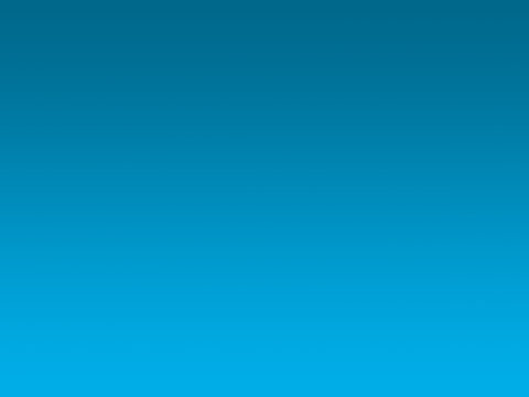 Blue gradient fade from bright to dark.  Empty space for graphic element design.