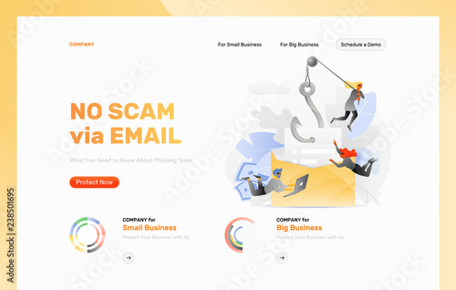 Phishing Email Attack Design Template