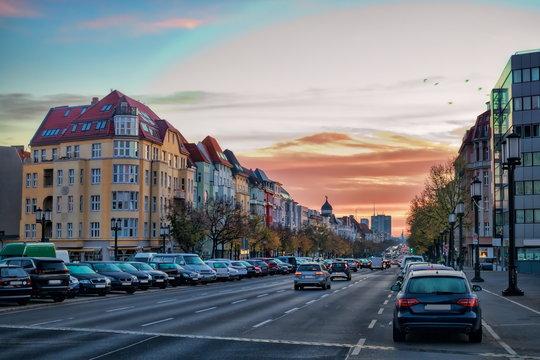 Berlin, Kaiserdamm
