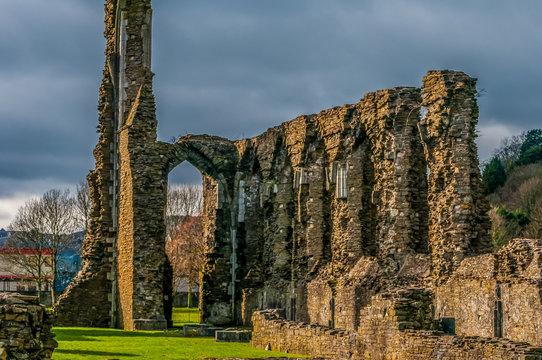 Neath Abbey, Wales, UK