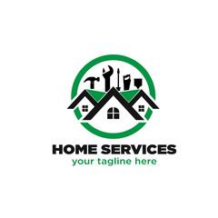 home service logo designs