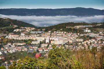 Valley Fog, Braga, Portugal