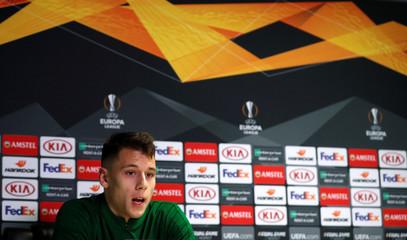 Europa League - Celtic Press Conference