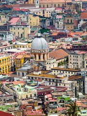 Italy, Campania, Napes, Old town