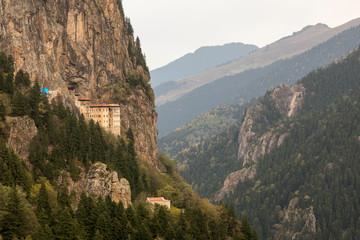 Stou Mela , Sümela Manastısı , Trabzon