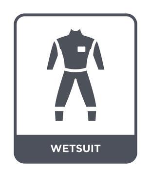 wetsuit icon vector