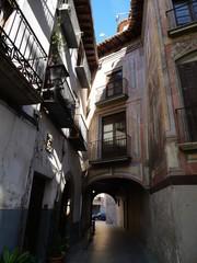 Huesca. Village of Graus. Aragon,Spain