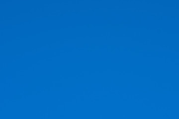 blue sky nature background ,clear blue color , blank empty space backdrop