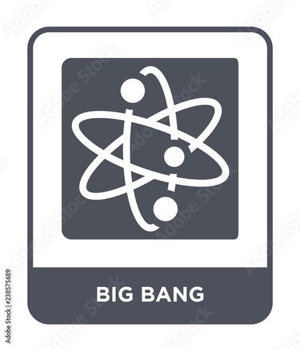 Big Bang Icon Vector Stock Image And Royalty Free Vector Files On