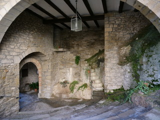 Graus. Village of Huesca. Aragon.Spain