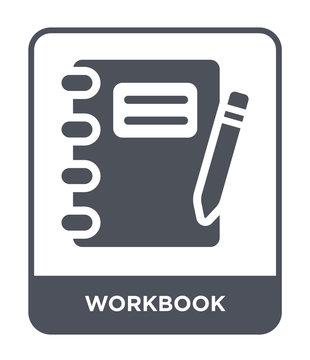 workbook icon vector