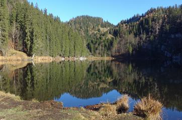 Der Taubensee in Tirol