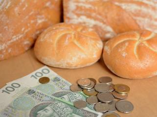 Fototapeta Chlebowy biznes obraz