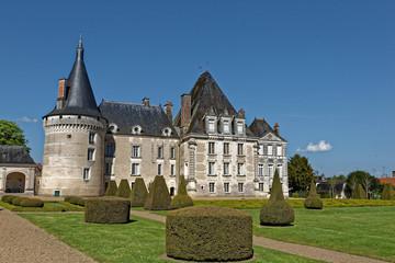 Château de Azay-le-Ferron, Centre, France