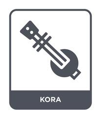 kora icon vector