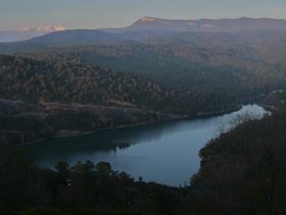 Torreciudad. Huesca. Aragon, Spain
