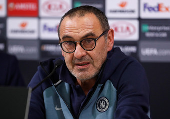 Europa League - Chelsea Press Conference