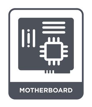 motherboard icon vector