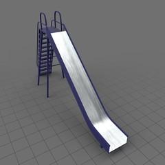 Playground slide 2