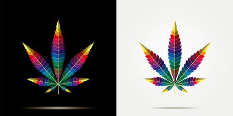 cannabis rainbow