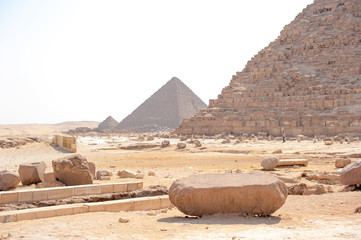 Egypt ancient Egyptian pyramids
