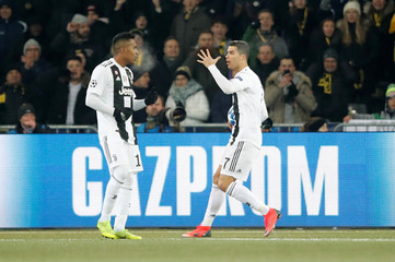 Champions League - Group Stage - Group H - BSC Young Boys v Juventus