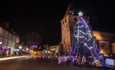 Allassac (Corrèze - France) - Noël