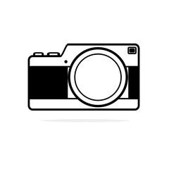 Camera icon designed for all application purpose.