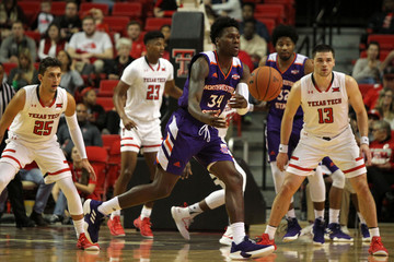 NCAA Basketball: Northwestern State at Texas Tech