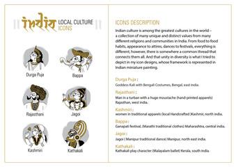 india local culture