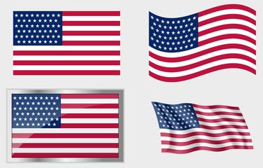 Flag of the US 51 Stars Purposed design 1