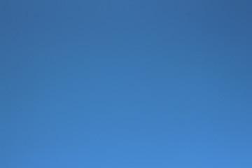 Plain Blue Sky