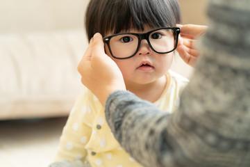 子供 眼鏡