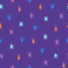 Seamless creative pattern