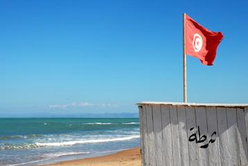 Wall Mural - Tunisie plage