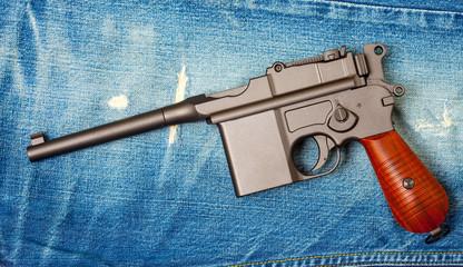 Mauser submachine gun
