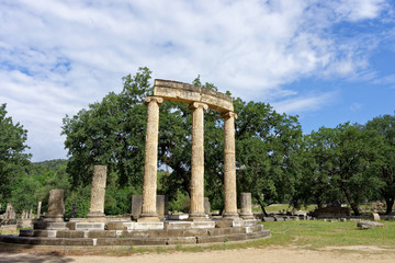 Olympie, Site Olympique ,Grèce