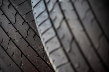 car tire wheel backdrop