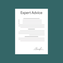 Expert advice - Vector
