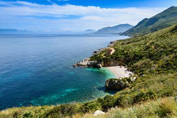 Park krajobrazowy Zingaro na Sycylii