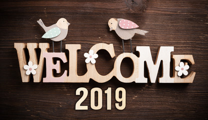 Welcome 2019