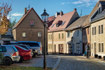 Fotomurales - Wurzen, Altstadt
