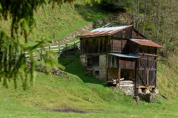 Maso agricoltura Trentino