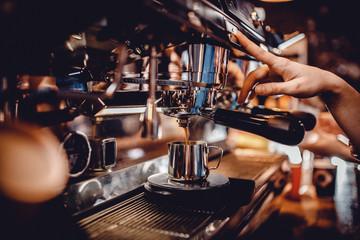 Fototapeta baristas coffee drink obraz