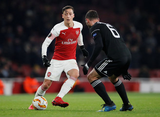 Europa League - Group Stage - Group E - Arsenal v Qarabag