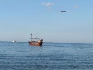 Pirates are coming