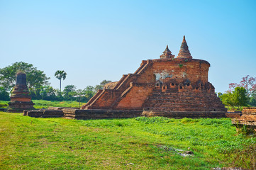 Archaeological sites of Ava, Myanmar