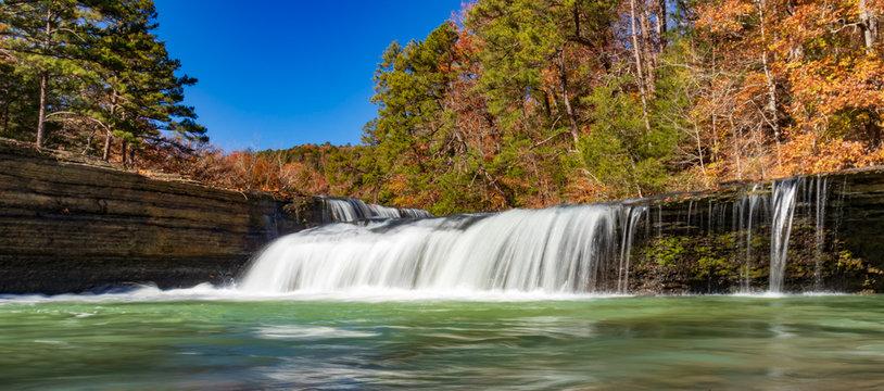 Haw Creek Falls, Ozark National Forest, Arkansas