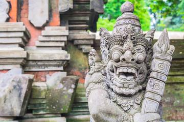 Bali Stone statue 2
