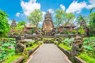 Indonesia Bali Hindu Temple 1